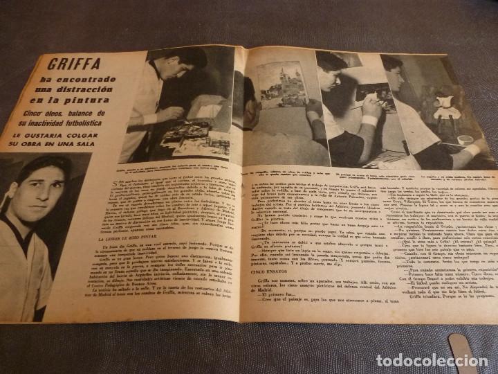 Coleccionismo deportivo: MARCA(12-12-61)FRANCIA 1 ESPAÑA 1,ESPAÑA 3 FRANCIA 2,ZALDÚA,MIERA(ESPAÑA)GRIFFA,YUGOSLAVIA(CHILE-62) - Foto 8 - 61955984