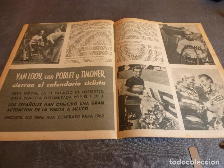 Coleccionismo deportivo: MARCA(12-12-61)FRANCIA 1 ESPAÑA 1,ESPAÑA 3 FRANCIA 2,ZALDÚA,MIERA(ESPAÑA)GRIFFA,YUGOSLAVIA(CHILE-62) - Foto 13 - 61955984