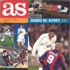 Coleccionismo deportivo: ANUARIO DEL DEPORTE 1998 - AS. Lote 62004376