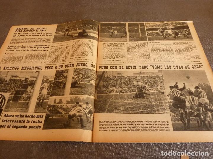 Coleccionismo deportivo: MARCA(2-1-62)R.MADRID 6 RACING 0,PEÑAROL CAMPEÓN INTERCONTINENTAL,JUAN CARLOS LORENZO,IGNACIO ZOCO. - Foto 3 - 62061960