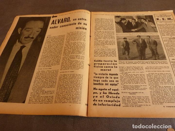 Coleccionismo deportivo: MARCA(2-1-62)R.MADRID 6 RACING 0,PEÑAROL CAMPEÓN INTERCONTINENTAL,JUAN CARLOS LORENZO,IGNACIO ZOCO. - Foto 6 - 62061960