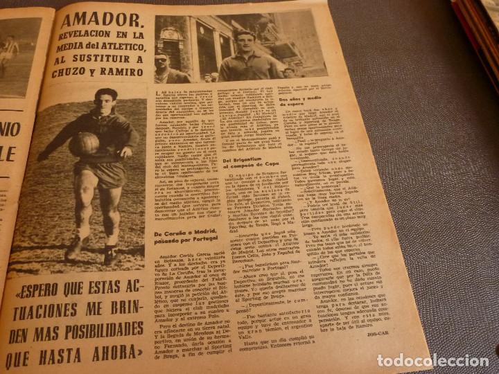 Coleccionismo deportivo: MARCA(2-1-62)R.MADRID 6 RACING 0,PEÑAROL CAMPEÓN INTERCONTINENTAL,JUAN CARLOS LORENZO,IGNACIO ZOCO. - Foto 10 - 62061960