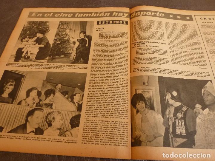 Coleccionismo deportivo: MARCA(2-1-62)R.MADRID 6 RACING 0,PEÑAROL CAMPEÓN INTERCONTINENTAL,JUAN CARLOS LORENZO,IGNACIO ZOCO. - Foto 15 - 62061960