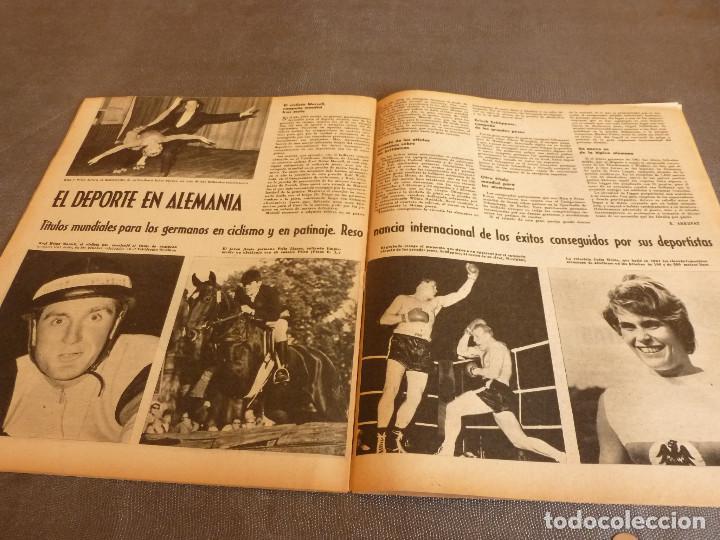 Coleccionismo deportivo: MARCA(2-1-62)R.MADRID 6 RACING 0,PEÑAROL CAMPEÓN INTERCONTINENTAL,JUAN CARLOS LORENZO,IGNACIO ZOCO. - Foto 16 - 62061960