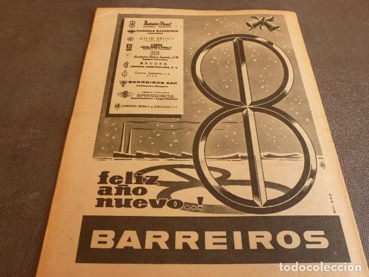 Coleccionismo deportivo: MARCA(2-1-62)R.MADRID 6 RACING 0,PEÑAROL CAMPEÓN INTERCONTINENTAL,JUAN CARLOS LORENZO,IGNACIO ZOCO. - Foto 17 - 62061960