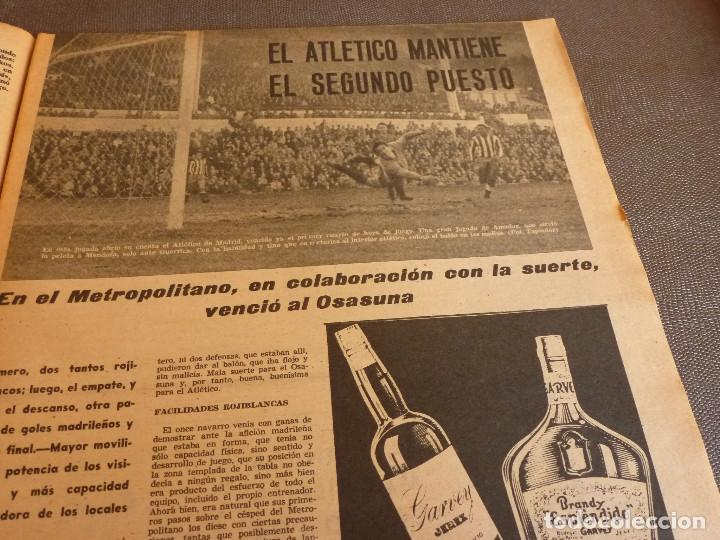 Coleccionismo deportivo: MARCA(9-1-62)!!!A.E.K.ATENAS 0 BARÇA 6 !!!LIGA 1ª DIV. BULGARIA(MUNDIAL-62)SELECC.MUNDIAL FÚTBOL. - Foto 3 - 62065260
