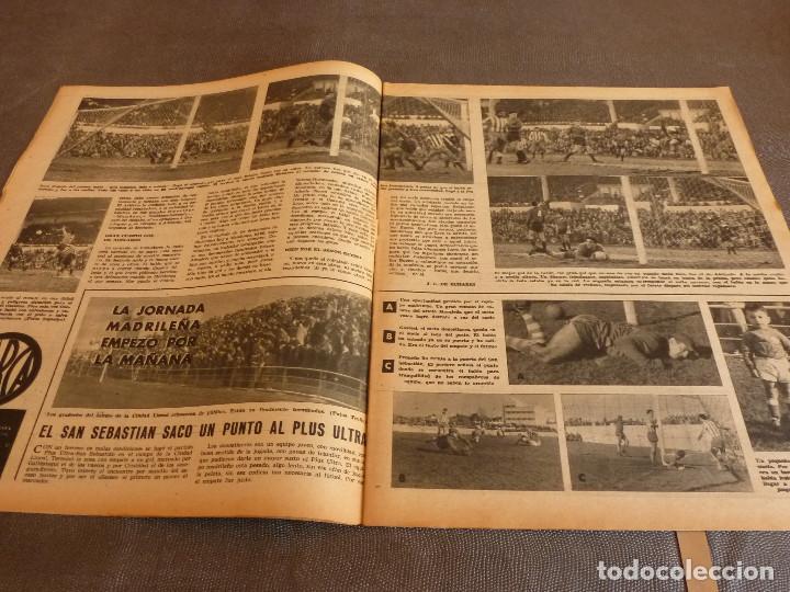 Coleccionismo deportivo: MARCA(9-1-62)!!!A.E.K.ATENAS 0 BARÇA 6 !!!LIGA 1ª DIV. BULGARIA(MUNDIAL-62)SELECC.MUNDIAL FÚTBOL. - Foto 4 - 62065260