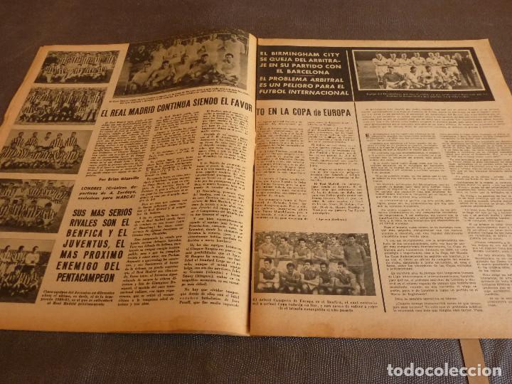 Coleccionismo deportivo: MARCA(9-1-62)!!!A.E.K.ATENAS 0 BARÇA 6 !!!LIGA 1ª DIV. BULGARIA(MUNDIAL-62)SELECC.MUNDIAL FÚTBOL. - Foto 8 - 62065260