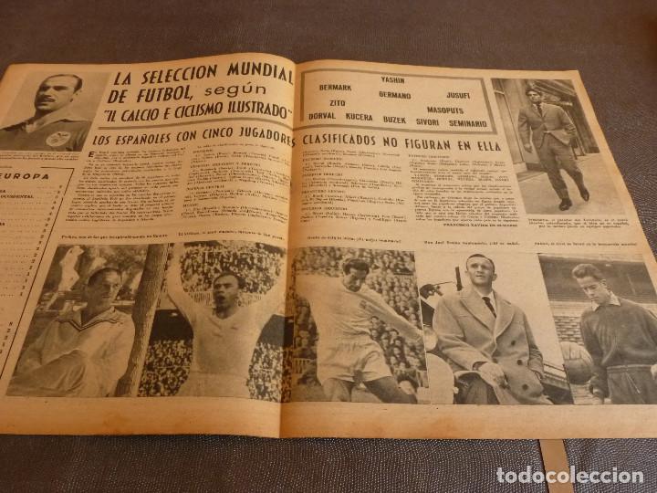 Coleccionismo deportivo: MARCA(9-1-62)!!!A.E.K.ATENAS 0 BARÇA 6 !!!LIGA 1ª DIV. BULGARIA(MUNDIAL-62)SELECC.MUNDIAL FÚTBOL. - Foto 10 - 62065260