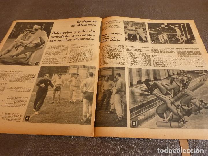 Coleccionismo deportivo: MARCA(9-1-62)!!!A.E.K.ATENAS 0 BARÇA 6 !!!LIGA 1ª DIV. BULGARIA(MUNDIAL-62)SELECC.MUNDIAL FÚTBOL. - Foto 12 - 62065260
