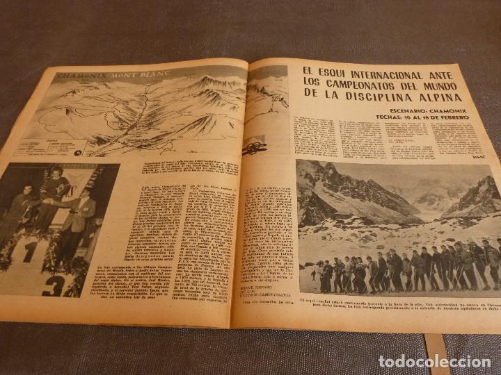 Coleccionismo deportivo: MARCA(9-1-62)!!!A.E.K.ATENAS 0 BARÇA 6 !!!LIGA 1ª DIV. BULGARIA(MUNDIAL-62)SELECC.MUNDIAL FÚTBOL. - Foto 13 - 62065260