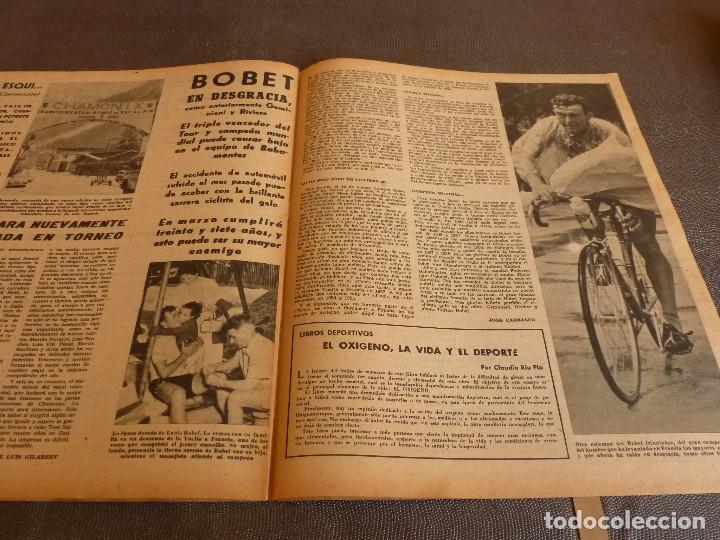 Coleccionismo deportivo: MARCA(9-1-62)!!!A.E.K.ATENAS 0 BARÇA 6 !!!LIGA 1ª DIV. BULGARIA(MUNDIAL-62)SELECC.MUNDIAL FÚTBOL. - Foto 14 - 62065260