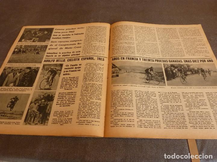Coleccionismo deportivo: MARCA(9-1-62)!!!A.E.K.ATENAS 0 BARÇA 6 !!!LIGA 1ª DIV. BULGARIA(MUNDIAL-62)SELECC.MUNDIAL FÚTBOL. - Foto 15 - 62065260