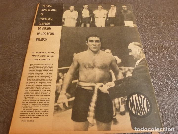 Coleccionismo deportivo: MARCA(9-1-62)!!!A.E.K.ATENAS 0 BARÇA 6 !!!LIGA 1ª DIV. BULGARIA(MUNDIAL-62)SELECC.MUNDIAL FÚTBOL. - Foto 18 - 62065260