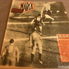 Coleccionismo deportivo: MARCA(5-6-62)ESPAÑA 1 MEXICO 0 !MUNDIAL CHILE!!PELÉ(BRASIL)CHILE CLASIFICADO VIRTUAL,MARIA A.FLAQUER. Lote 62070968