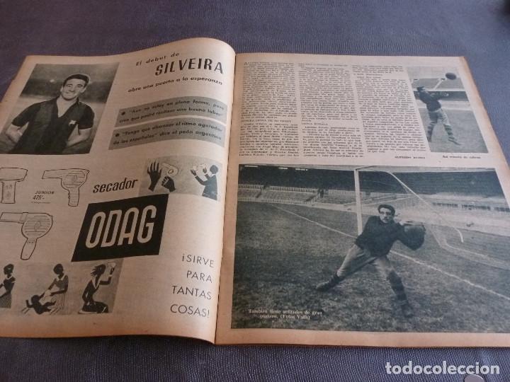 Coleccionismo deportivo: MARCA(21-11-62)RUMANIA-ESPAÑA SALVAMOS ELIMINATORIA,JORNADA COPA,LUIS DEL SOL,SILVEIRA(BARÇA)BLUME. - Foto 7 - 62138320