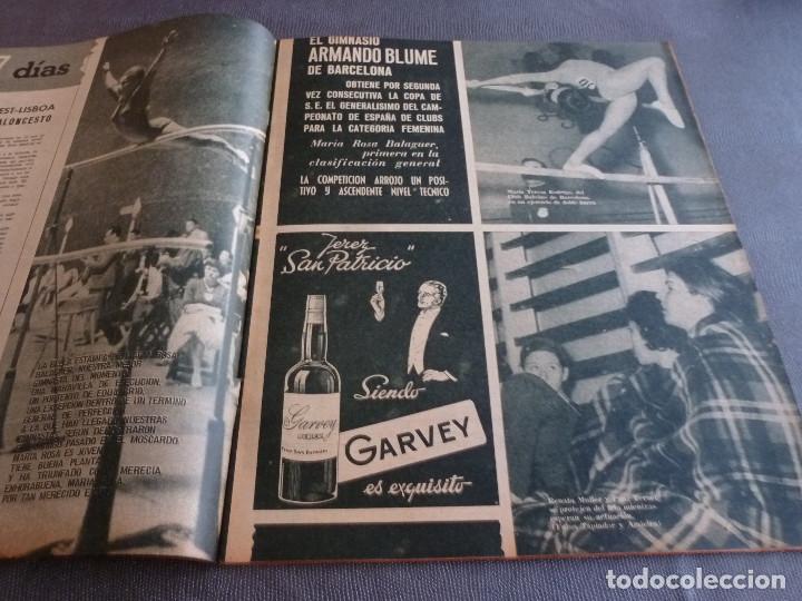 Coleccionismo deportivo: MARCA(21-11-62)RUMANIA-ESPAÑA SALVAMOS ELIMINATORIA,JORNADA COPA,LUIS DEL SOL,SILVEIRA(BARÇA)BLUME. - Foto 8 - 62138320