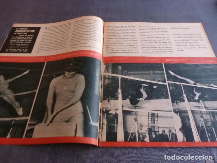 Coleccionismo deportivo: MARCA(21-11-62)RUMANIA-ESPAÑA SALVAMOS ELIMINATORIA,JORNADA COPA,LUIS DEL SOL,SILVEIRA(BARÇA)BLUME. - Foto 9 - 62138320