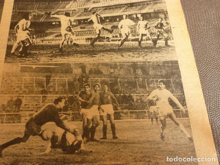 Coleccionismo deportivo: MARCA(31-1-61)R.MADRID 9 U.ESPAÑOLA CHILE 0,PROX. VASCO GAMA-R.MADRID EN MARACANÁ,AT.MADRID,LASARTE. - Foto 7 - 62217856