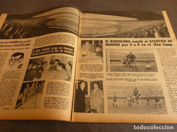 Coleccionismo deportivo: MARCA(7-2-61)RALLY MONTECARLO,LA LIGA,PLUS ULTRA VIVERO FUTBOLISTAS,FUTBOL INGLÈS,HIPICA. - Foto 3 - 62218024