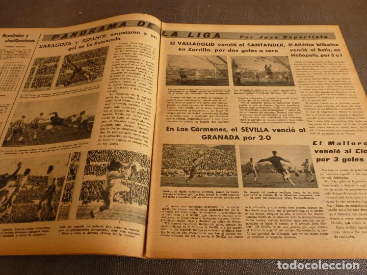 Coleccionismo deportivo: MARCA(7-2-61)RALLY MONTECARLO,LA LIGA,PLUS ULTRA VIVERO FUTBOLISTAS,FUTBOL INGLÈS,HIPICA. - Foto 4 - 62218024