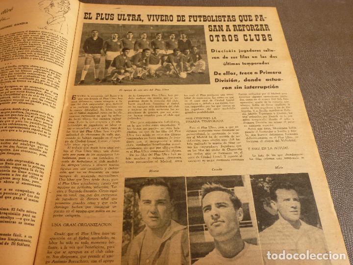Coleccionismo deportivo: MARCA(7-2-61)RALLY MONTECARLO,LA LIGA,PLUS ULTRA VIVERO FUTBOLISTAS,FUTBOL INGLÈS,HIPICA. - Foto 5 - 62218024