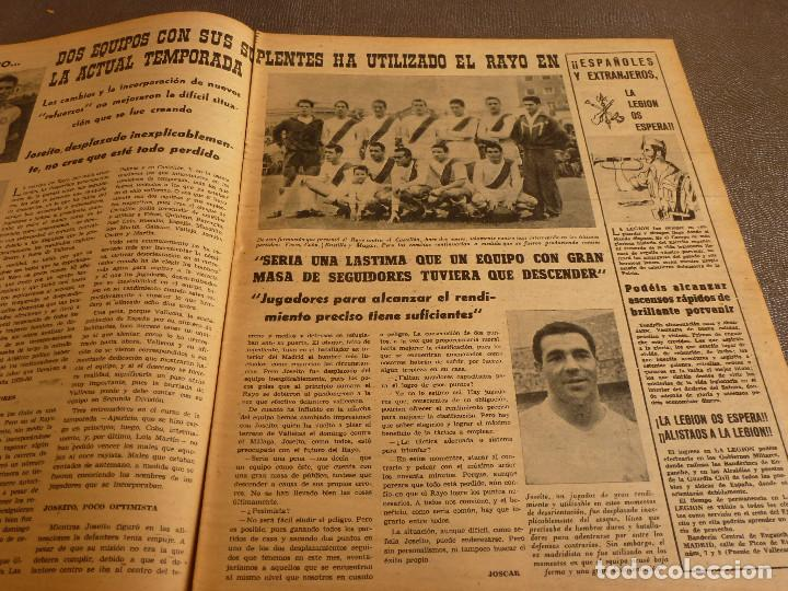 Coleccionismo deportivo: MARCA(7-2-61)RALLY MONTECARLO,LA LIGA,PLUS ULTRA VIVERO FUTBOLISTAS,FUTBOL INGLÈS,HIPICA. - Foto 6 - 62218024