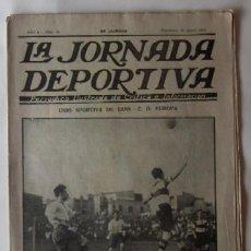 Coleccionismo deportivo: JORNADA DEPORTIVA - FESTIVALES DEPORTIVOS EN SANS.... Lote 62270672