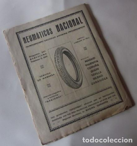 Coleccionismo deportivo: LA JORNADA DEPORTIVA - U.S. SANS-F.C. MARTINENC, EL CICLISTA MIGUEL BOVER... - Foto 5 - 62272780