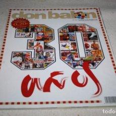 Coleccionismo deportivo: DON BALÓN Nº1565 ESPECIAL 30 AÑOS DON BALÓN. Lote 83420827