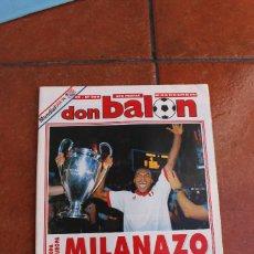 Coleccionismo deportivo: DON BALON Nº 969: MUNDIAL USA 94. Lote 144151534