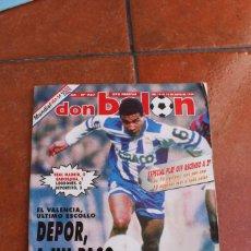 Coleccionismo deportivo: DON BALON Nº 967: MUNDIAL USA 94; POSTER DE JOKANOVIC. Lote 62386956
