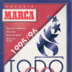 Coleccionismo deportivo: ANUARIO MARCA 1995/96 - TODO DEPORTE. Lote 62537984