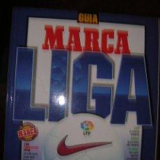Coleccionismo deportivo: ANUARIO GUIA MARCA LIGA 97-98. Lote 62592324