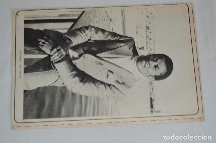 Coleccionismo deportivo: JOSE LEGRA CUENTA SU VIDA - SERIE COMPLETA - 5 CAPÍTULOS - DEL DIARIO AS COLOR - MUY ANTIGUO - Foto 11 - 174230005