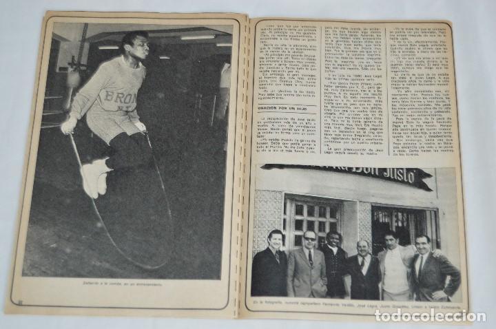 Coleccionismo deportivo: JOSE LEGRA CUENTA SU VIDA - SERIE COMPLETA - 5 CAPÍTULOS - DEL DIARIO AS COLOR - MUY ANTIGUO - Foto 13 - 174230005