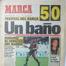 Coleccionismo deportivo: MARCA -UN BAÑO. Lote 63269154
