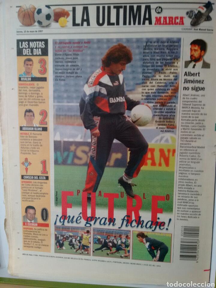 Coleccionismo deportivo: MARCA CONQUISTÓ SU CUARTA RECOPA, CAMPEÓN - Foto 2 - 63305207