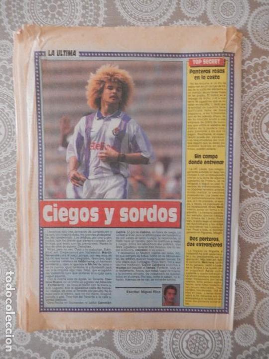 Coleccionismo deportivo: PERIODICO SPORT Nº 4255 - Foto 2 - 63448792