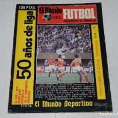Coleccionismo deportivo: (M) EL MUNDO DEPORTIVO 50 AÑOS DE LIGA , NUMERO EXTRAORDINARIO SEPTIEMBRE 1978. Lote 63663715