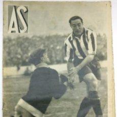 Collezionismo sportivo: DIARIO AS DEL 18 DE DICIEMBRE DE 1933. Lote 64518359