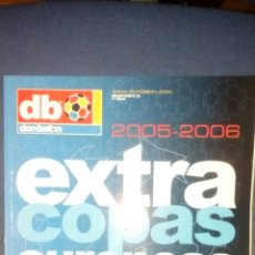 Coleccionismo deportivo: DON BALON EXTRA COPAS EUROPEAS 2005 2006 NUMERO 82. Lote 72277315