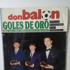 Coleccionismo deportivo: DON BALÓN N° 747