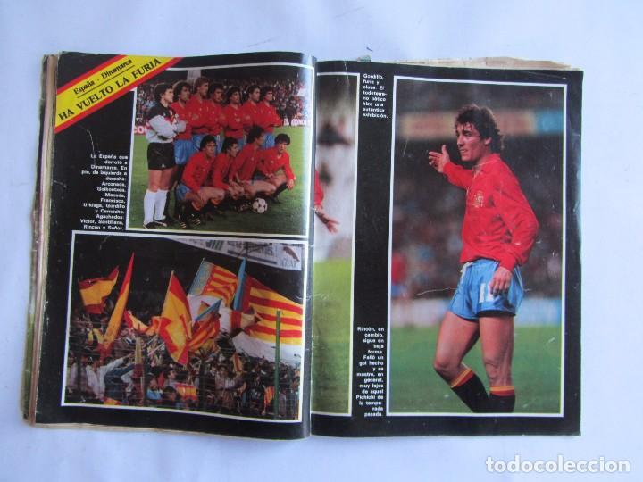 Coleccionismo deportivo: REVISTA DON BALÓN Nº445 1984 Gordillo/Informe basket R. Madrid-Barcelona - Foto 3 - 64844147