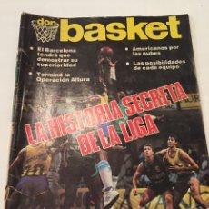 Coleccionismo deportivo: REVISTA DON BASKET EXTRA 12 LIGA 86 - 87 DON BALON. Lote 65418995