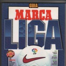 Coleccionismo deportivo: MARCA GUIA LIGA 97-98 ANUARIO.. Lote 66296502