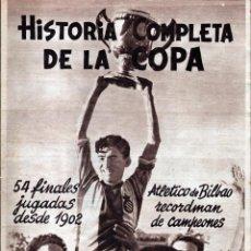 1956 Diario Marca - Especial Copa de España - Fotos e Historial de la Copa