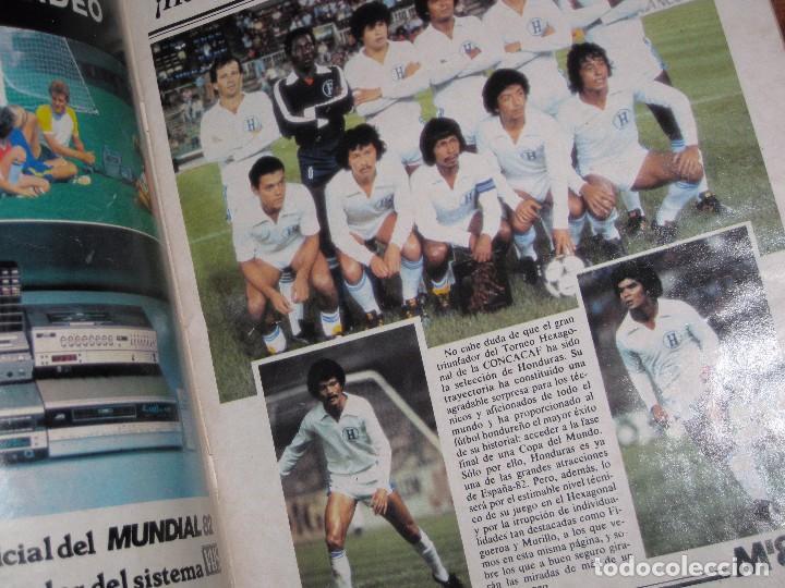 Coleccionismo deportivo: revista don balon . mundial futbol 82 nº 6 . - Foto 3 - 67777729