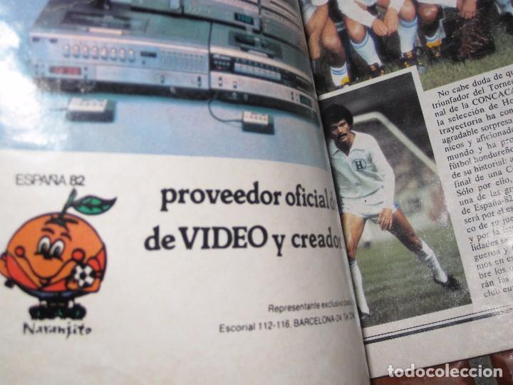 Coleccionismo deportivo: revista don balon . mundial futbol 82 nº 6 . - Foto 4 - 67777729
