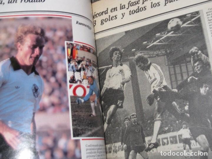 Coleccionismo deportivo: revista don balon . mundial futbol 82 nº 6 . - Foto 5 - 67777729